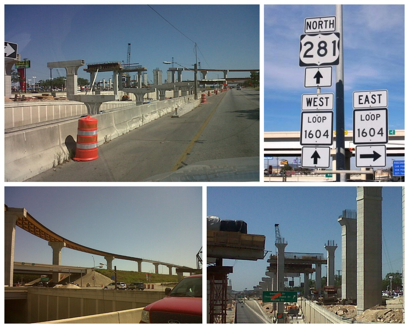 Loop 1604 – US 281 Interchange Project | CMC Construction ...