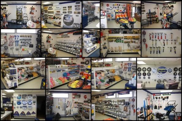 Houston South Showroom Merchandising