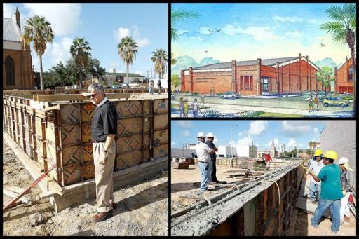 Trinity Episcopal School Activity Center Galveston, Texas